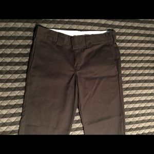 DICKIES 873 Work Pants Black
